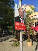 Martin Schulz, SPD candidate for Chancellor